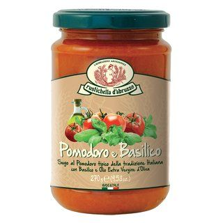Sugo Pomodoro e Basilico 270 g / Rustichella d ´Abruzzo