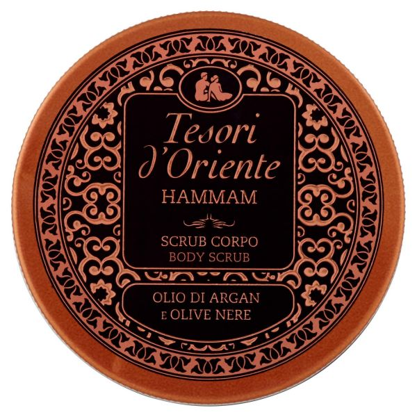 Körpercreme Hammam 300ml/Tesori d Oriente