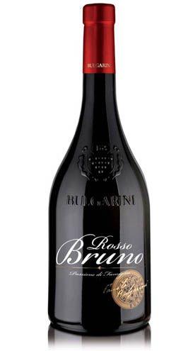 Rosso Bruno Vino Rosso 0,75l 14% - 2018 / Bulgarini