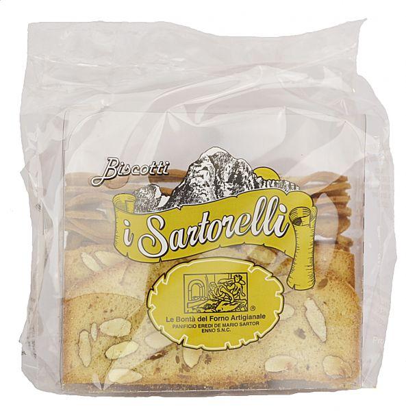 Biscotti Sartorelli Haselnuss mit Mandeln 200g