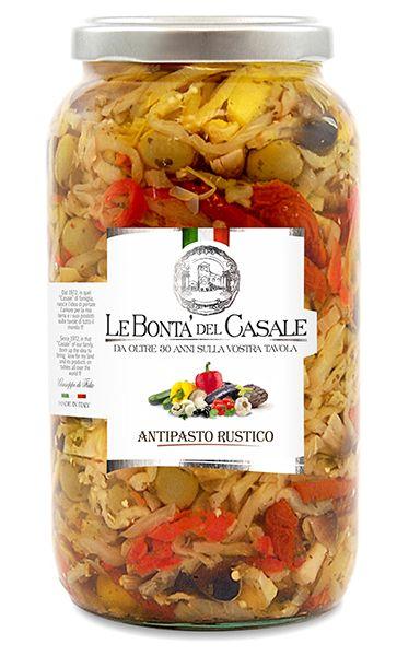 Antipasto Rustico 3100ml/Le Bonta Del Casale