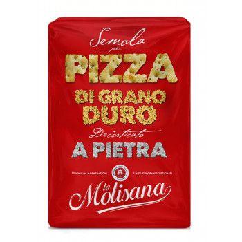 Semola Pizza Di Grano Duro 5 kg La Molisana