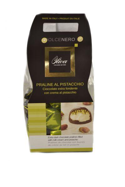 Praline al Pistacchio 200 g / Oliva