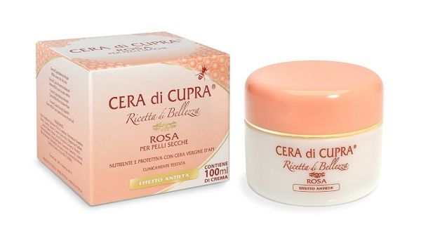 Gesichtscreme für trockene Haut 100 ml Cera di Cupra