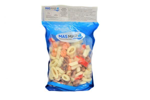 Frutti di Mare Mix 1kg - Global Meat