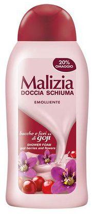 Duschschaum mit Extrakten der gojibeere 300ml/Malizia