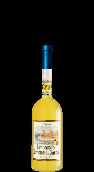 Limoncello Limonaia del Garda 28% 0,7 l / Marcati