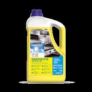 Fettlöser Ultra Zitrone 5 kg/ Sanitec