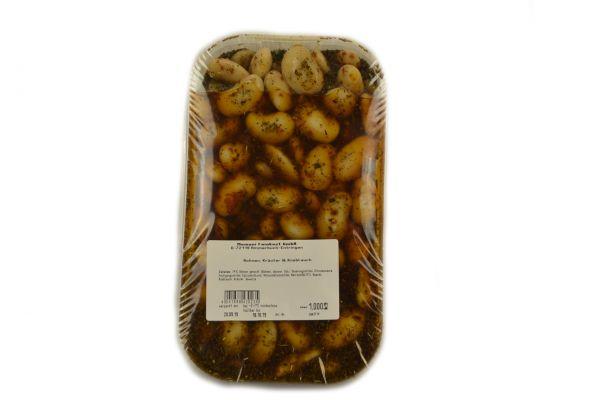 Bohnen Kräuter & Knoblauch