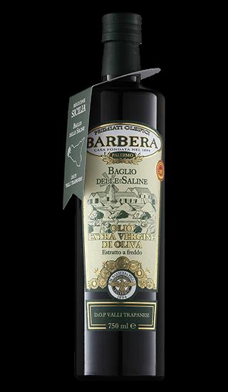Olio extra Vergine di Oliva Baglio delle Saline DOP Olivenöl 0,75l / Barbera