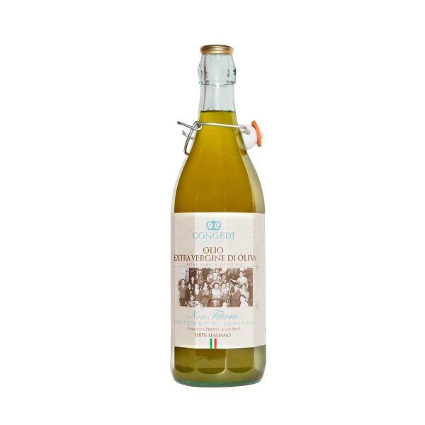 Olio Extra Vergine Olive Non Filtrato Olivenöl 500ml/Congedi