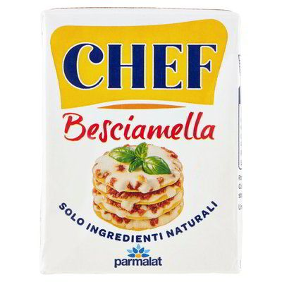 Besciamella 200ml/Chef Parmalat