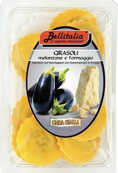 Girasoli mit Auberginen und Käse 250 g /Bellitalia