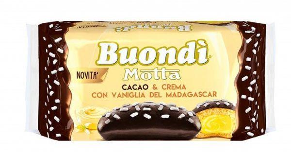 Buondi Cacao und Vanille 276g / Motta