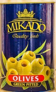 Oliven Grün OHNE Stein 4100 g/Mikado