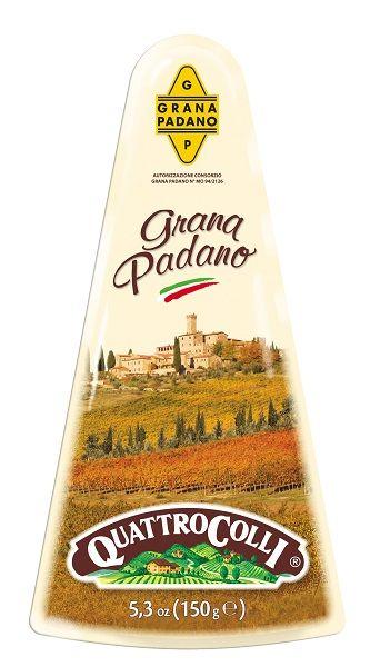 Grana Padano DOP 150 g/Quattrocolli Parmareggio