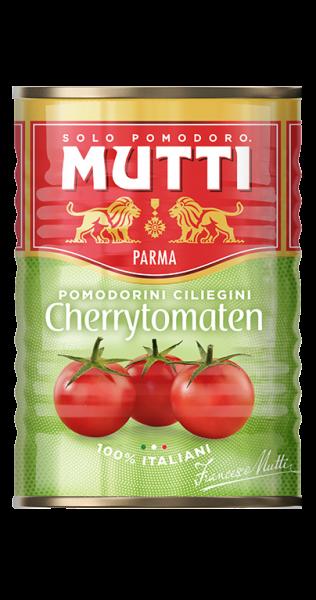 Pomodorini ciliegini Cherrytomaten 400 g /Mutti