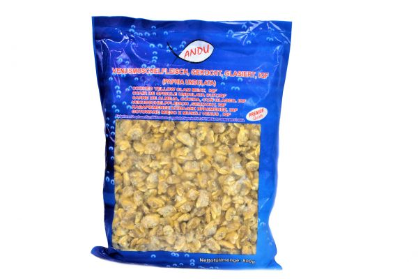 Venusmuschelfleisch 800 g / Anduronda