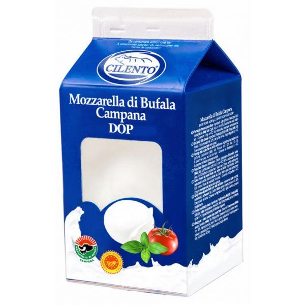 Mozzarella di Bufala Campana 200g DOP/Cilento