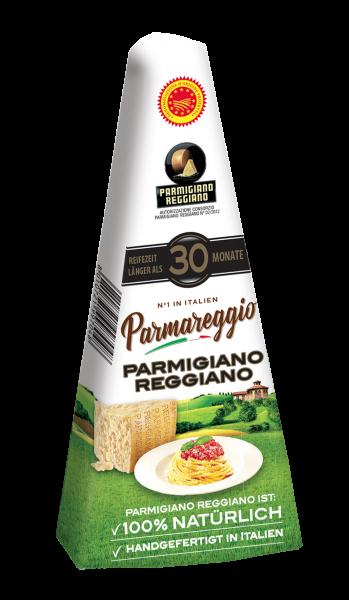 Parmigiano Reggiano Parmesankäse DOP 30 Monate 150g/Parmareggio