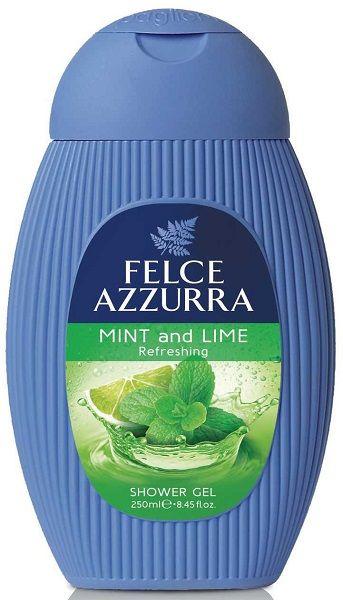 Duschgel Minze u. Limette 250 +150ml/ Felce Azzurra