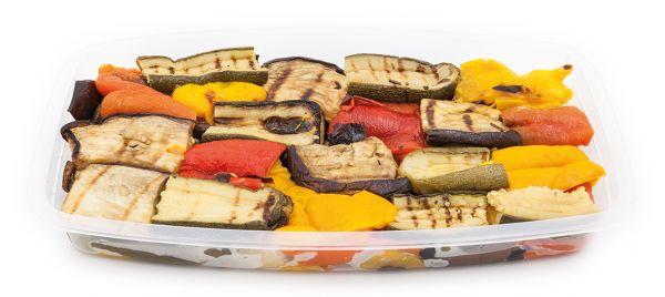 Gemüse gegrillt gemischt in Öl 1Kg / Renna