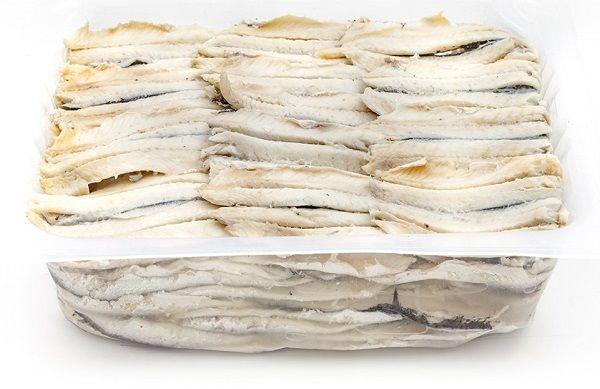 Sardellenfilets mariniert in Öl 200g / Renna