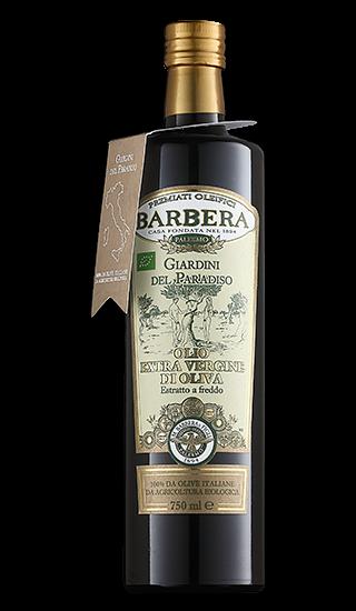 Olio extra Vergine di Oliva Giardini del Paradiso Olivenöl 0,75l / Barbera