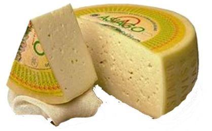 Asiago Käse 1/4 Stücke