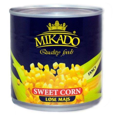 Maiskörner 425ml Dose / Mikado