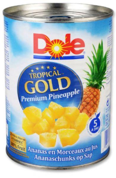 Ananas TROPICAL 3/1Dose Dole