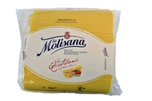 La Molisana 15 Spaghetti 5 kg