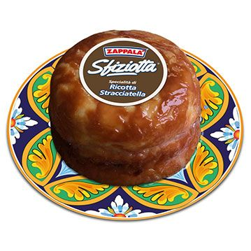 Mini Ricottakuchen mit Schokoladen Tropfen 180 g / Zappala
