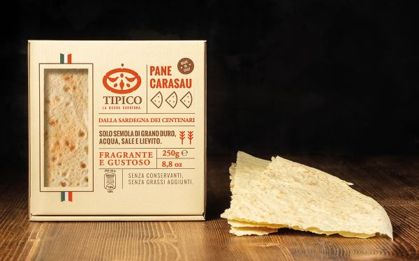Pane Carasau 250 g / Tipico