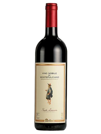 Sante Lancerio Vino nobile di Montepulciano DOCG 14% 0,75l -2017/Melini