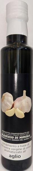 Condimento al aglio Olivenöl 0,25l / Oleificio di Moniga del Garda