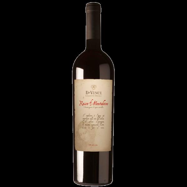 Rosso di Montalcino DOC 0,75l 13% - 2016 / Da Vinci