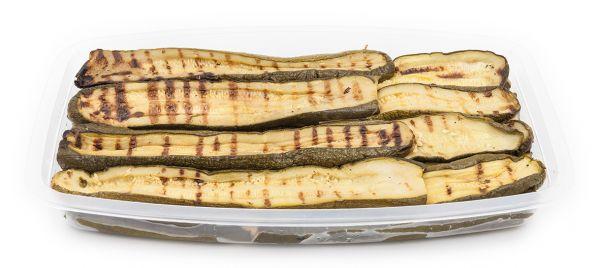 Zucchini vom Grill in Öl 500g / Renna