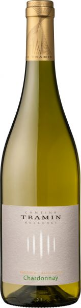Chardonnay Südtirol Alto Adige DOC 0,75l 13% - 2019 / Tramin