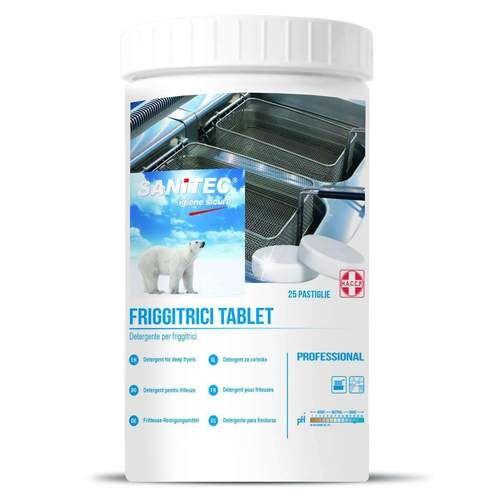 Friteusen Reiniger-tabletten 900 g