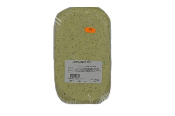 Frischkäsezubereitung:Bärlauch