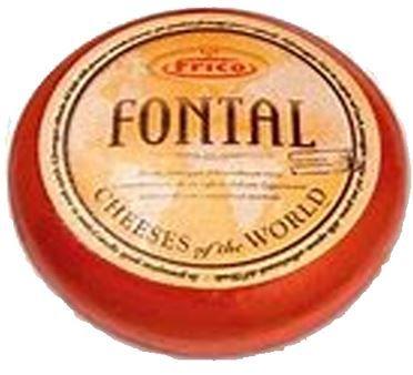 Fontal Käse 1/4 Stücke Distrifood