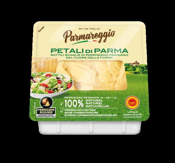 Parmigiano Reggiano Petali di Parma Blütenblätter 80 g / Parmareggio