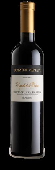 Recioto della Valpolicella DOCG Classico Vigneti di Moron 0,5l 14% - 2015 / Domini Veneti