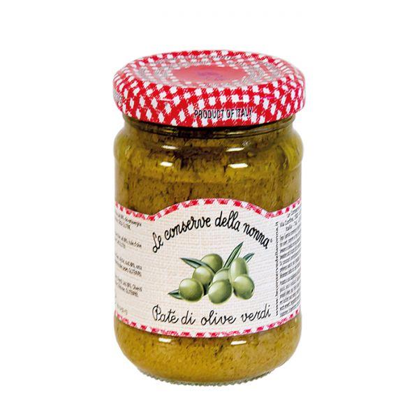 le_conserve_della_nonna_pate_di_olive_verdi_190_gr