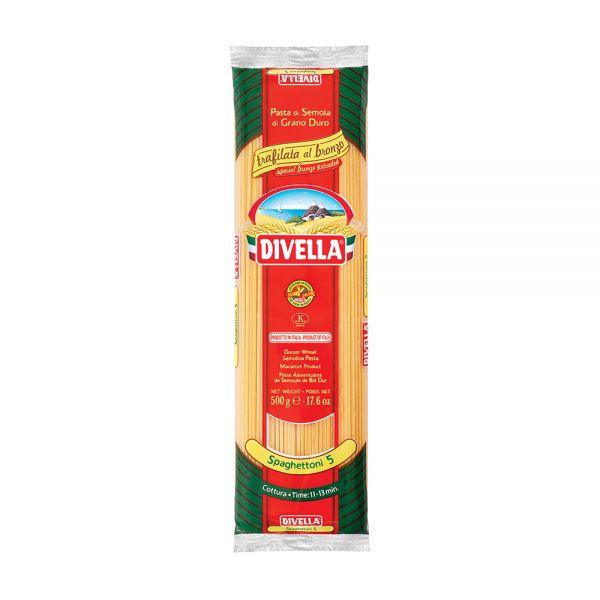 Spaghettoni 5 Bronzo 500 g / Divella