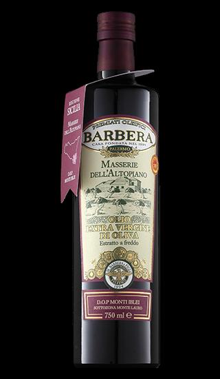 Olio Extra Vergine di Oliva Masserie dell´Altopiano DOP Olivenöl 0,75l / Barbera
