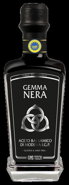 Aceto Balsamico di Modena IGP - Gemma Nera Silver 250 ml / Toschi