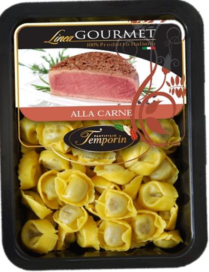 Tortellini alla carne, mit Fleisch 250 g /Temporin