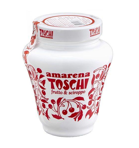Amarena Kirschen in Amphora 510g/Toschi